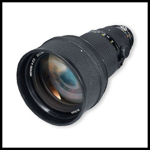 Nikkor 200mm f2 AI-s