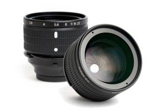 lensbby edge 80 optic