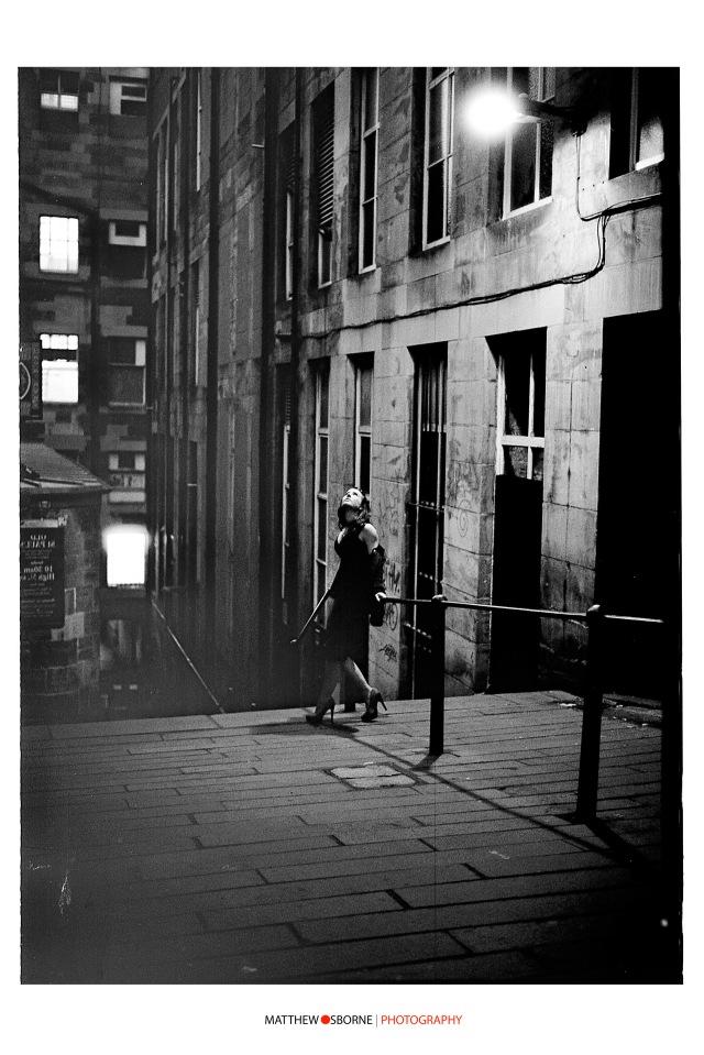 35mm Black & White Film Photography