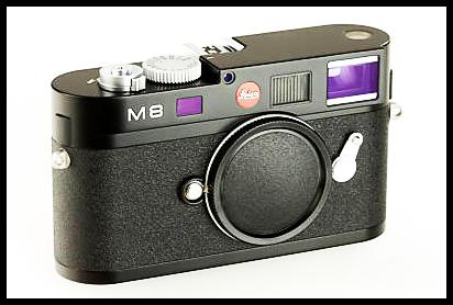 Leica M8!