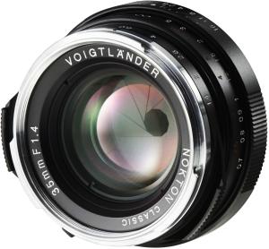 Nokton 35mm f1.4v2