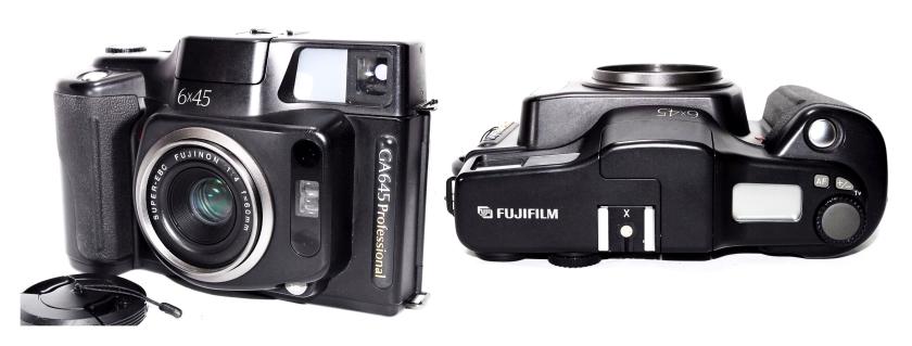 Fujifilm GA645 Pro