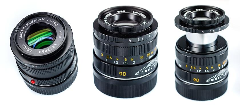 Leica Macro-Elmar-M 90mm f4 ...
